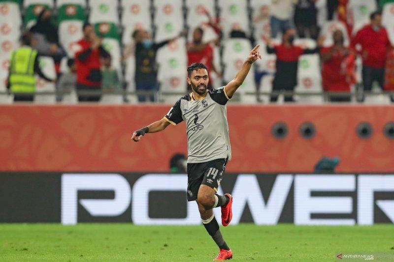 Piala Dunia Klub: Gol semata wayang El Shahat amankan tiket Al Ahly ke semifinal