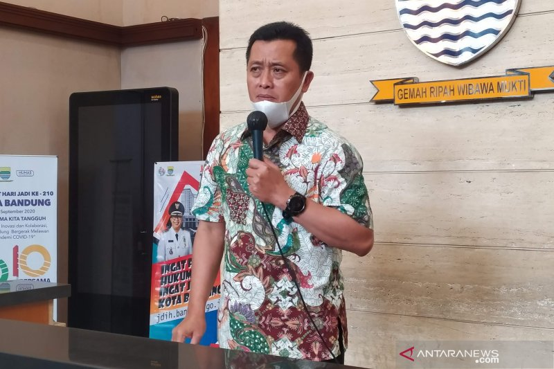 Kota Bandung terus tambah kapasitas ruang isolasi pasien COVID-19