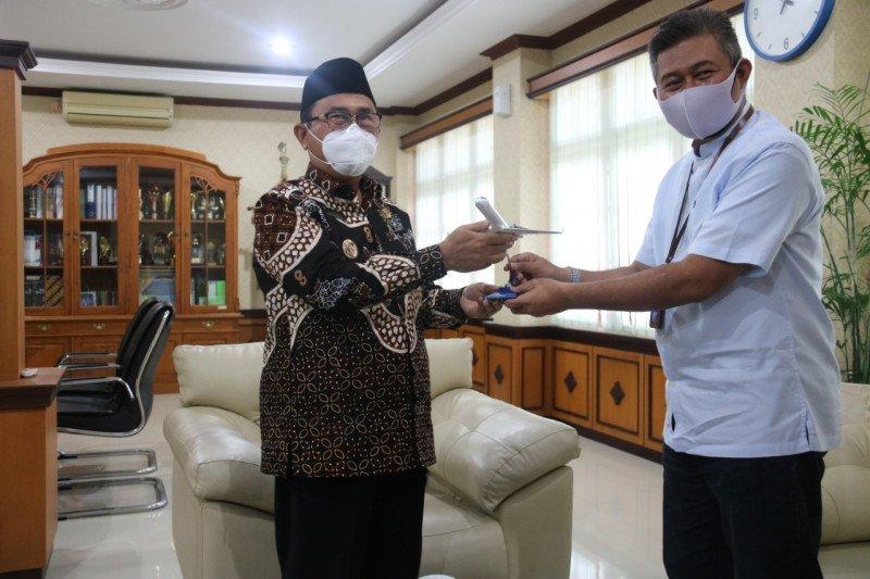 PT Garuda tawarkan kerja sama ekspor produk unggulan Kulon Progo