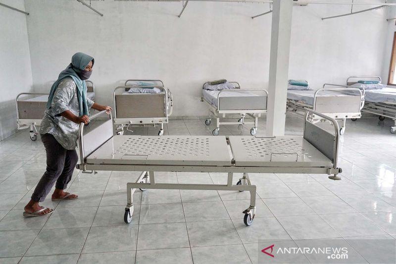 Pansus COVID-19 Kota Yogyakarta khawatirkan BOR rumah sakit terus meningkat