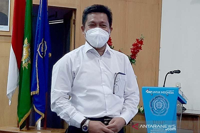 """Dukung Gerakan """"Jateng di Rumah Saja"""", UMP ajak masyarakat tetap di Purwokerto"""