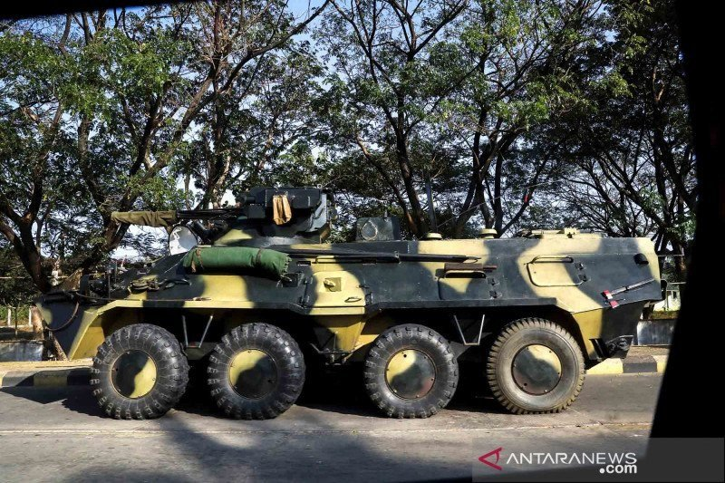 Junta Myanmar perintahkan tangkap pesohor penganjur pemogokan