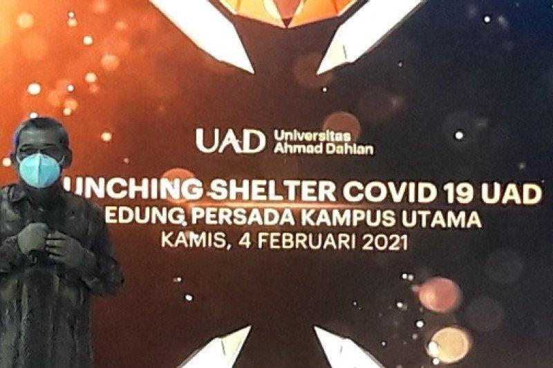 "UAD ""launching"" Shelter COVID-19"