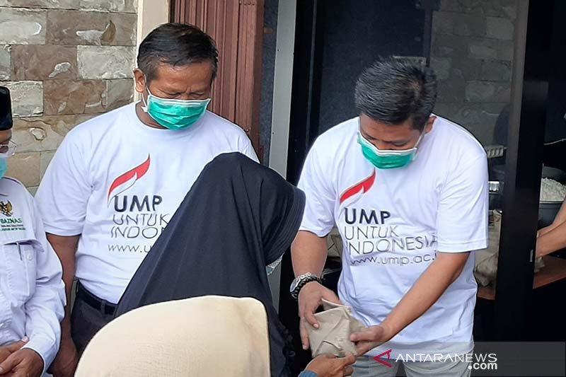 UMP deklarasikan Gerakan Gotong Royong Kemanusiaan