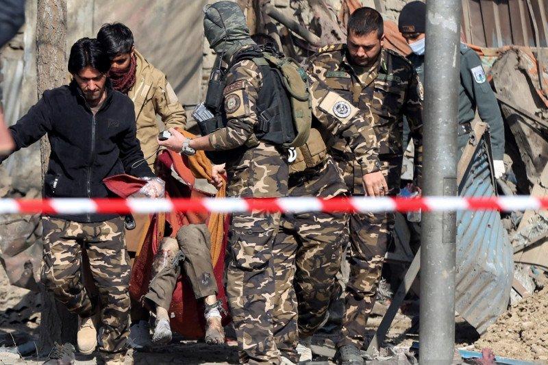 Ledakan yang targetkan sekolah di Kabul menewaskan 40 orang