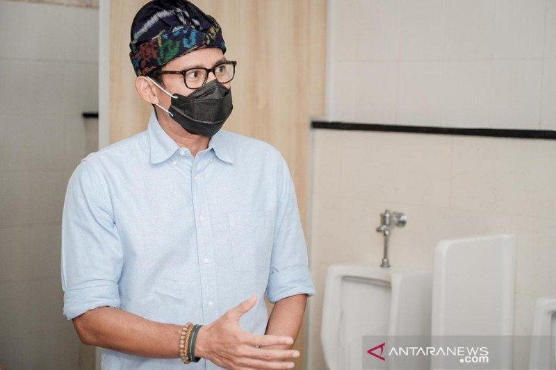 Menparekraf gandeng STI segera perbaiki toilet di destinasi wisata