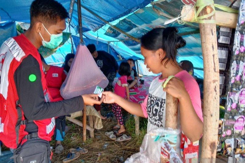Pemerintah diminta respons nakes gempa Mamuju yang terpapar COVID-19