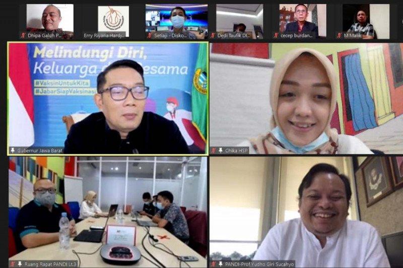 Gubernur Jawa Barat dukung PANDI digitalkan aksara Sunda