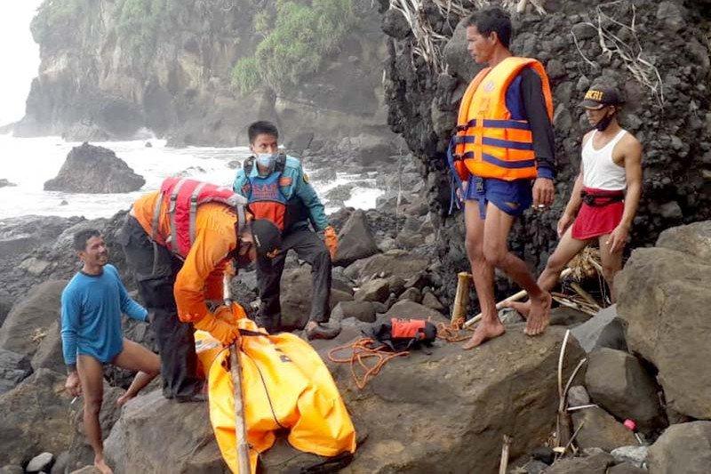 Tim SAR gabungan temukan nelayan yang tenggelam di selatan Nusakambangan