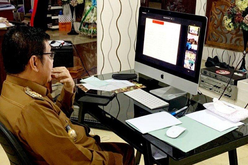 Kepala desa dan camat diingatkan prioritas pembangunan Bartim 2022