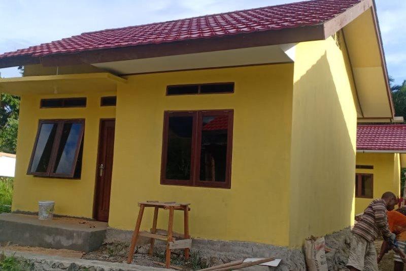Kementerian PUPR bangun 193 unit rumah khusus di Wamena Papua