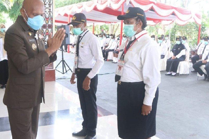 Pemkot Jayapura gelar pelatihan bagi 316 CPNS