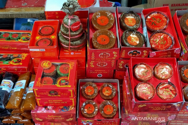 Enam makanan ikonik khas perayaan Imlek