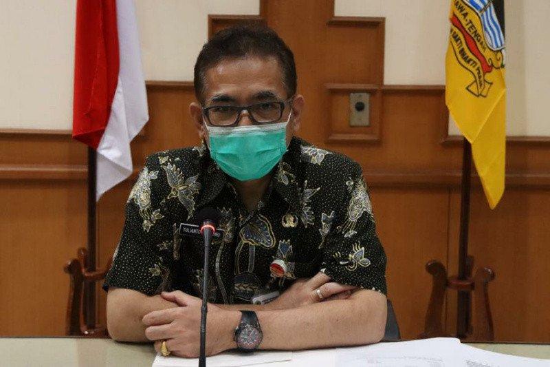 Jelang PPKM Mikro, Pemprov Jateng siapkan dukungan logistik kesehatan