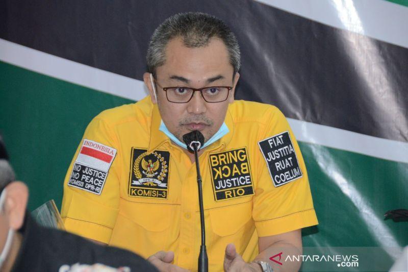 Anggota DPR Andi: BNN harus transparan terkait penangkapan sabu 89 kg