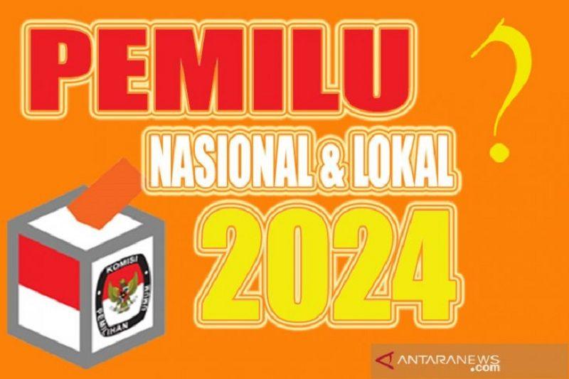 PKP bahas Pemilu 2024 dengan Presiden Jokowi di Bogor