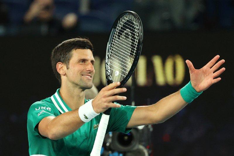 Djokovic genggam gelar Australian Open kesembilan