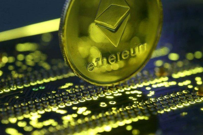 Ethereum kembali naik tembus Rp52,5 juta