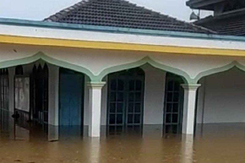 Banjir kembali menggenangi sebagian wilayah di Kabupaten Keerom