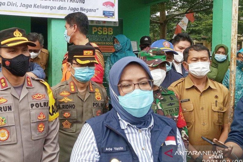 Bupati Bogor butuh investor untuk bangun RS PMI di Parung Panjang