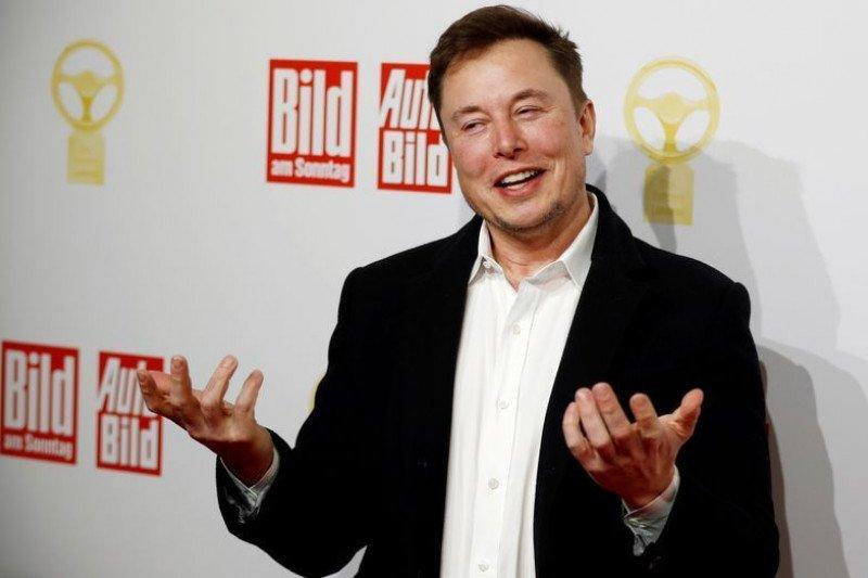 Elon Musk naikkan mata uang kripto dengan pembelian 1,5 miliar dolar AS