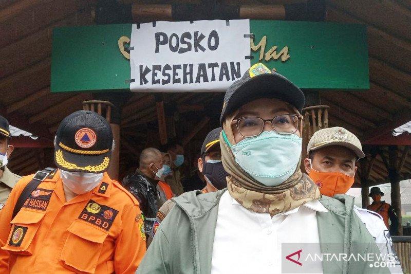 Siaga banjir, warga Bogor diminta waspadai tujuh aliran sungai
