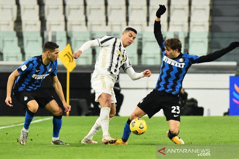Juventus melaju ke final Piala Italia