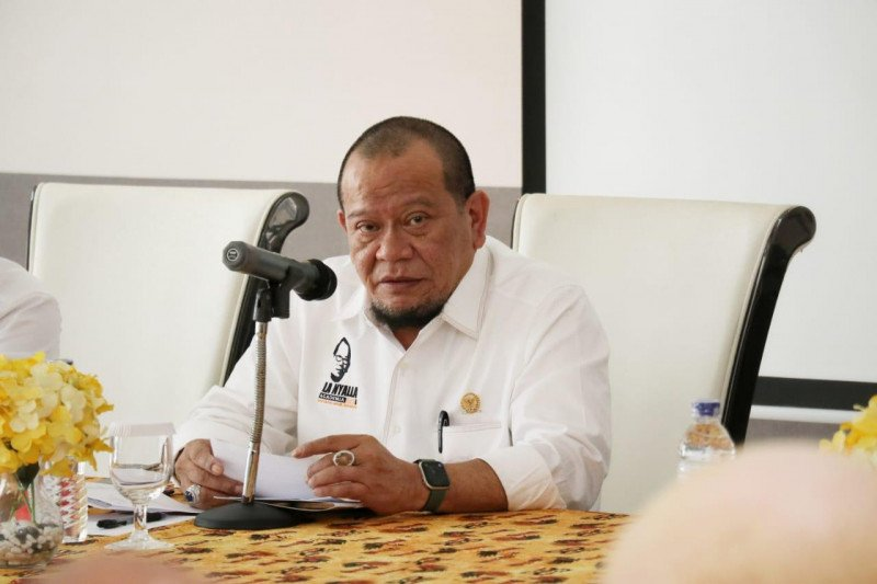 Ketua DPD RI: Pembangunan Bendungan Manikin perkuat kedaulatan pangan di NTT