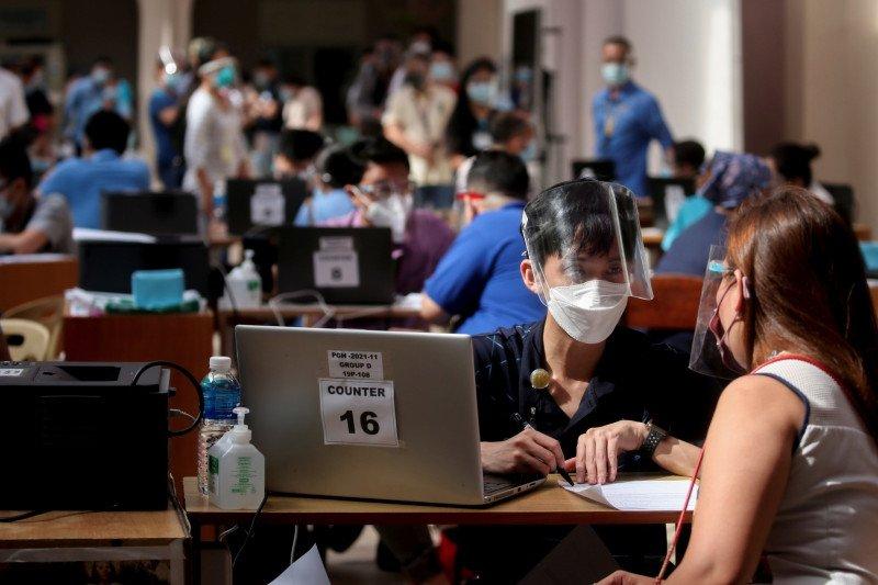 Filipina  selidiki penggunaan vaksin COVID-19 ilegal