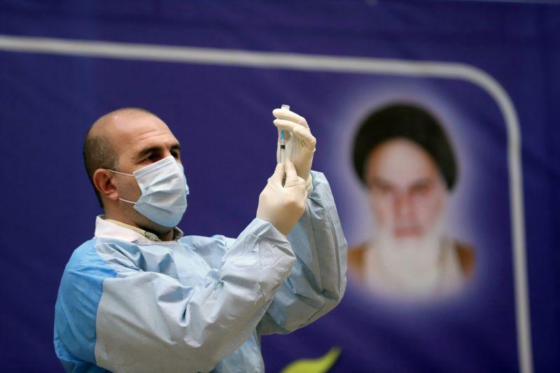 Iran laporkan rekor lonjakan kasus COVID