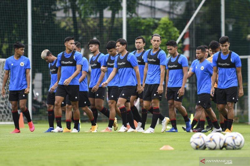 Shin sebut beberapa pemain timnas persiapan SEA Games 2021 alami cedera