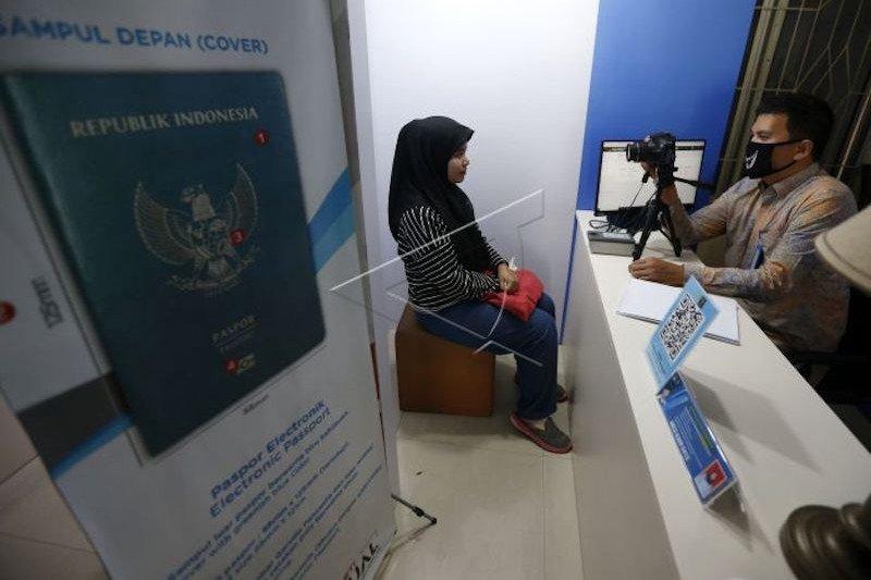 Kabupaten Musi Banyuasin miliki unit  layanan pembuatan paspor