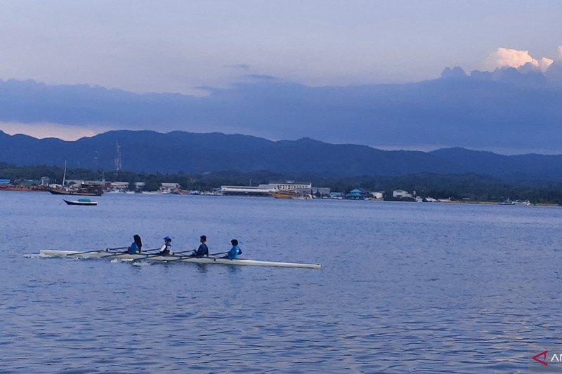 Sulawesi Tenggara andalkan atlet dayung rebut emas Popnas 2021