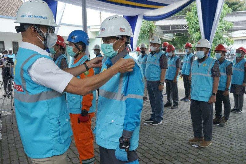 PLN ingatkan pentingnya keselamatan dan kesehatan kerja