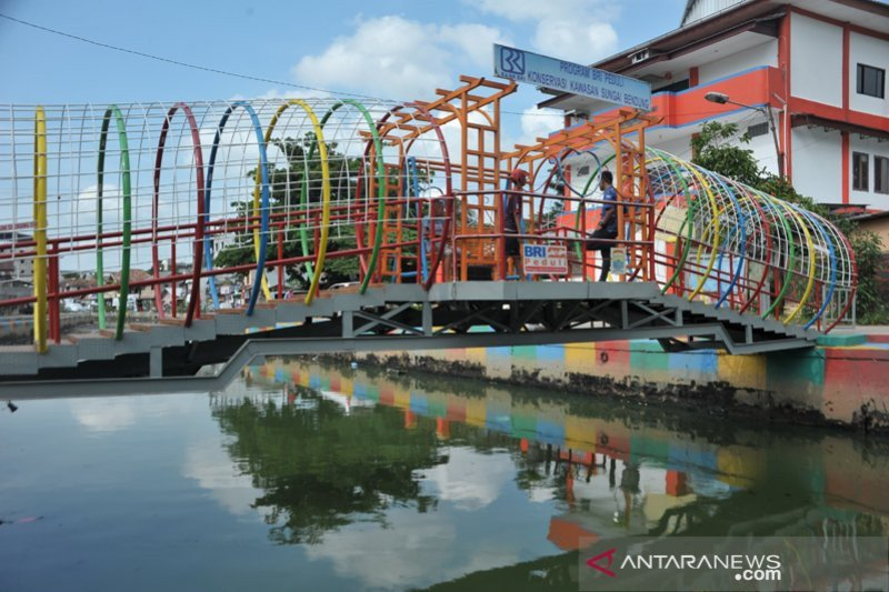 BBWS Sumatera VIII normalisasi Sungai Bendung  di Palembang