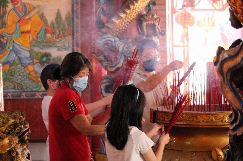 Warga Tionghoa Bandarlampung harapkan Imlek jadi momen bangkit dari COVID-19