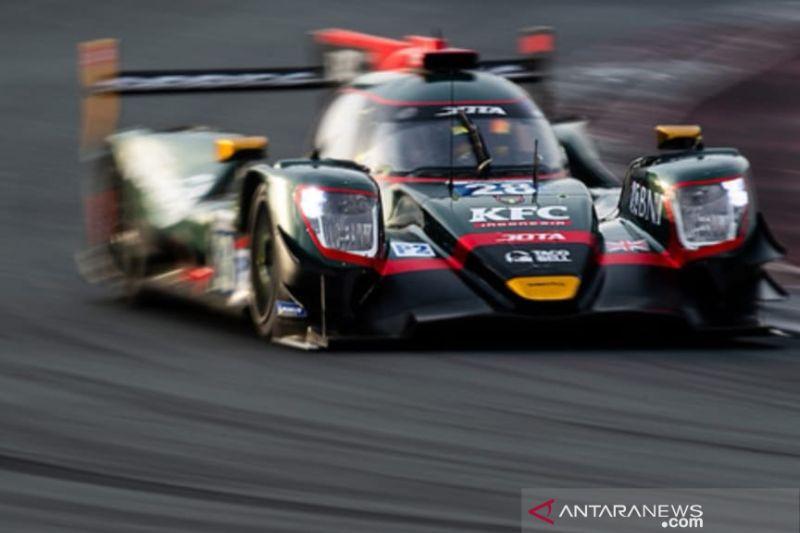 Sean Gelael start keempat pada ajang Asian Le Mans Series