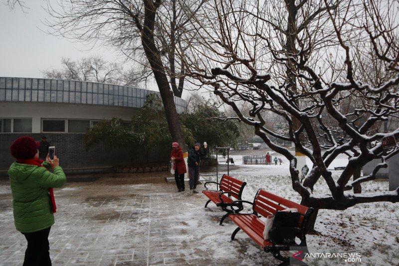 Badan Metereologi: 18 daerah di China bakal  dilanda cuaca ekstrem
