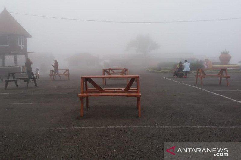 Saujana di Desa Wisata Serang Kabupaten Purbalingga