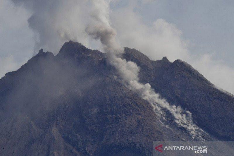 Merapi tujuh kali luncurkan guguran lava
