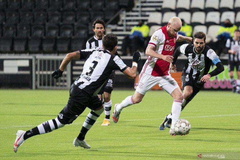 Tekuk Heracles 2-0, Ajax kian kokoh di puncak klasemen Liga Belanda