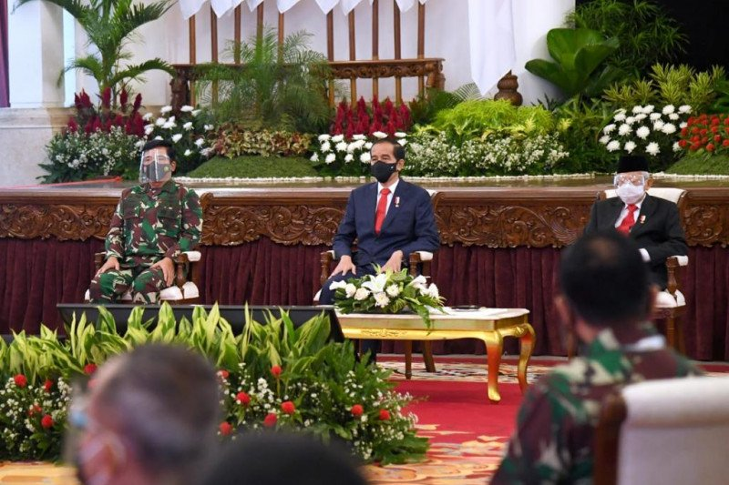 Presiden Jokowi: UU ITE bisa direvisi jika tidak memberikan rasa keadilan