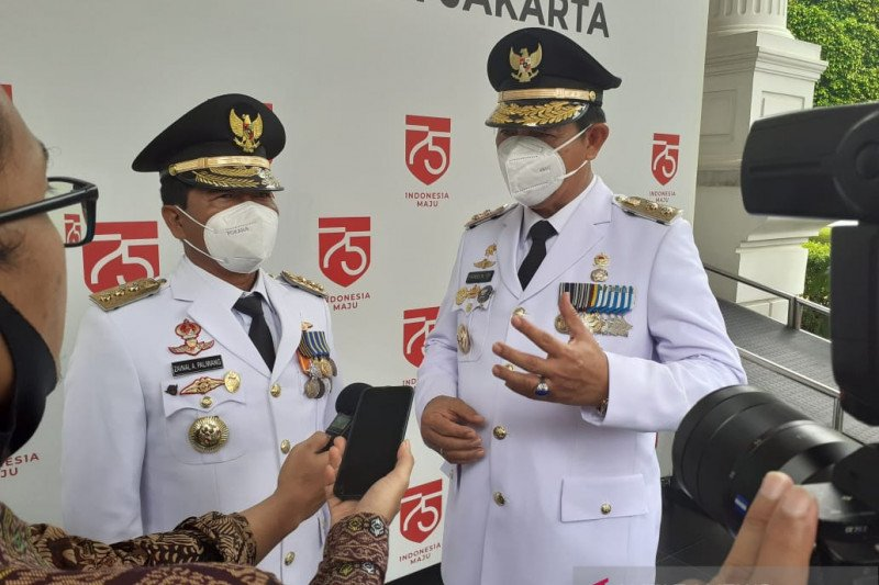Zainal - Yansen usai dilantik, agendakan keliling Kaltara