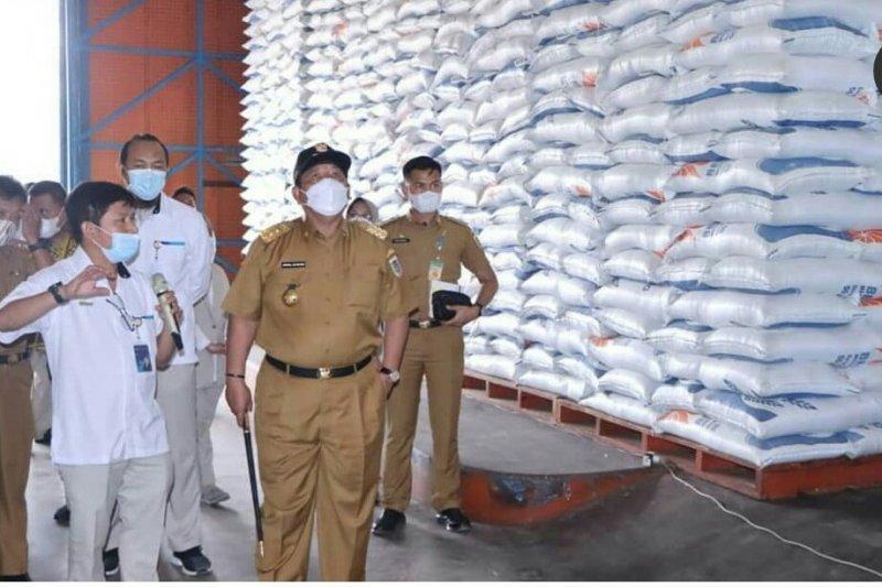 Gubernur Lampung dorong Bulog dalam upaya pemenuhan pangan