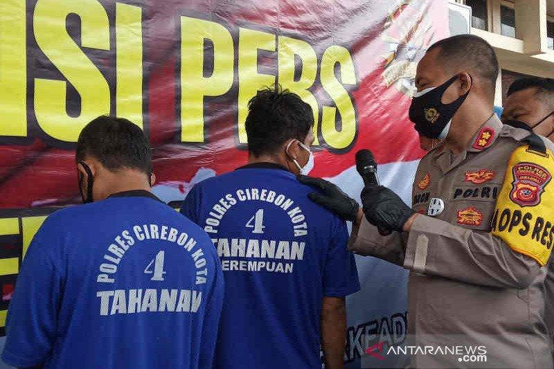 Komplotan pencuri mobil lintas provinsi dibekuk polisi Cirebon