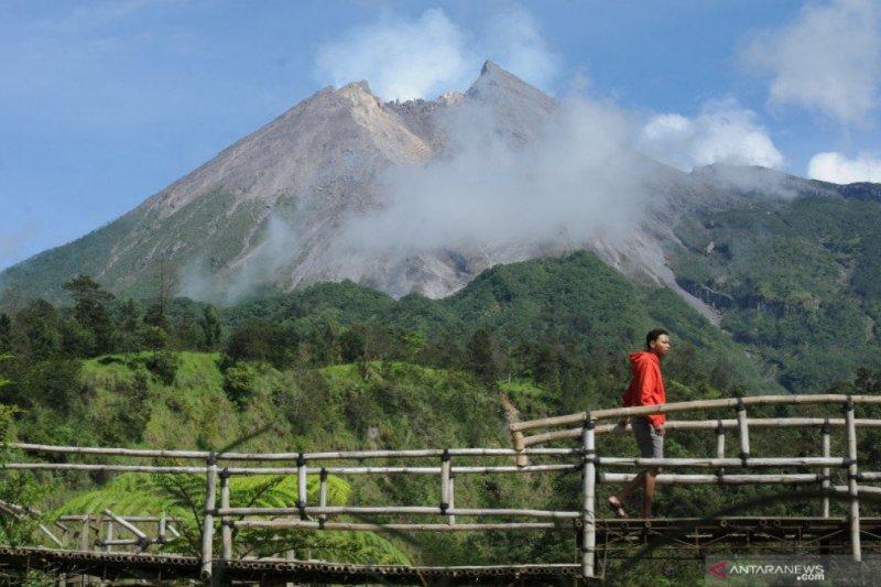 BPPTKG: Awan panas Merapi tidak muncul karena suplai magma kecil