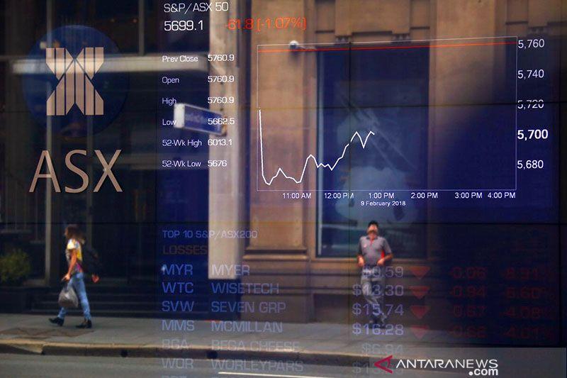 Bursa Australia dibuka menguat terangkat saham Westpac