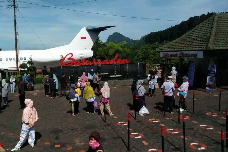 Sektor pariwisata di Banyumas mulai bangkit pasca-PPKM