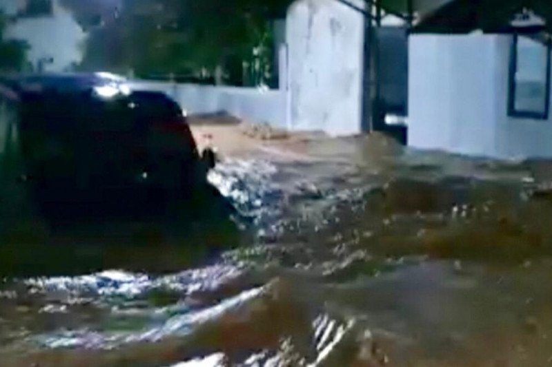BNPB sebut bencana longsor yang terjadi di Nganjuk dipicu intensitas hujan tinggi
