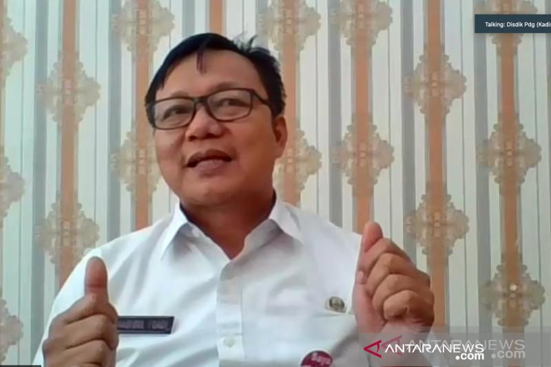 Disdik  Padang pastikan  sekolah telah terapkan protokol kesehatan